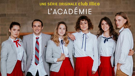 L'Académie : l'ultime saison disponible dès ce jeudi sur Club Illico!