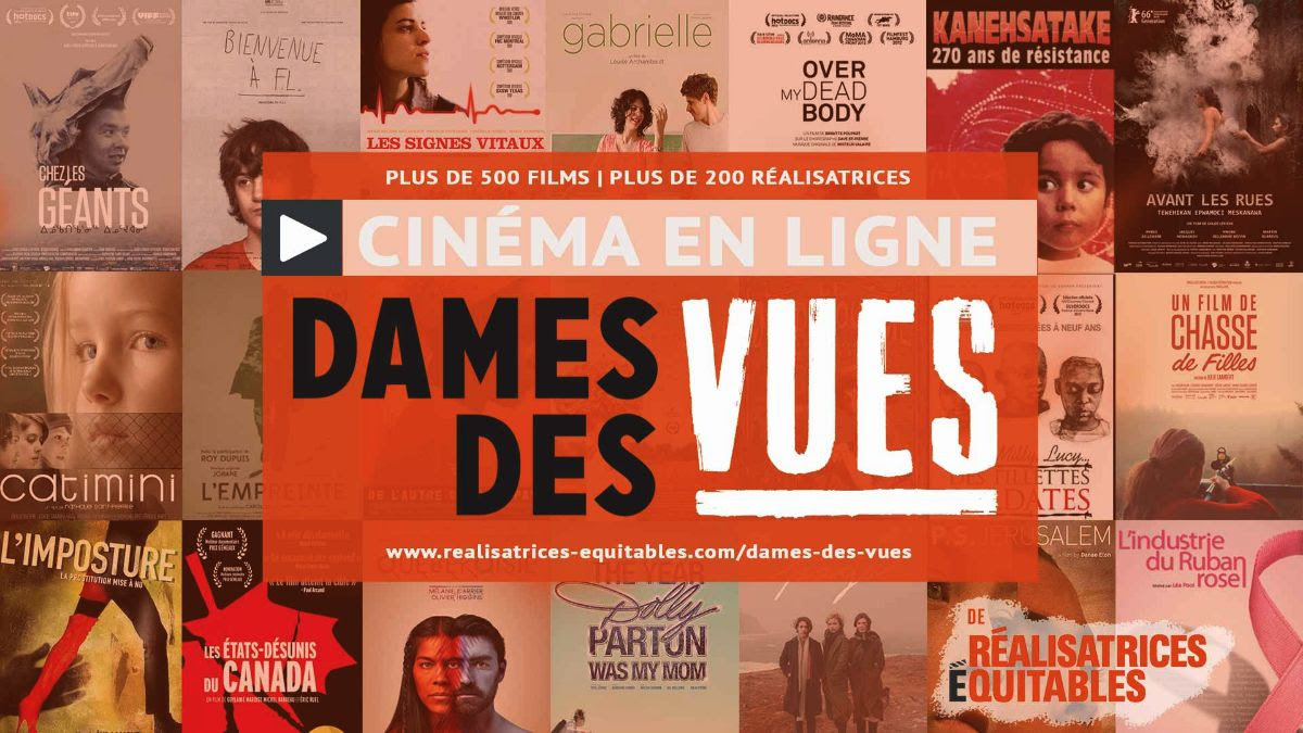 Le cinéma en ligne de RÉ