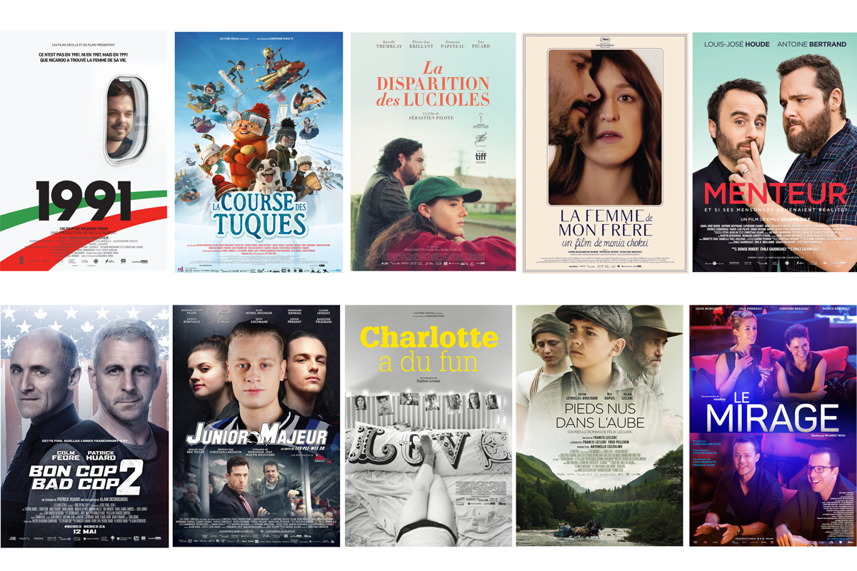 Les films québécois à voir (ou à revoir!) sur Club Illico, Tou.tv Extra, Super Écran et Netflix!