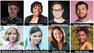 Dévoilement des gagnants de la troisième Bourse AMJ Thérèse-Pinho de L'Alliance Médias Jeunesse