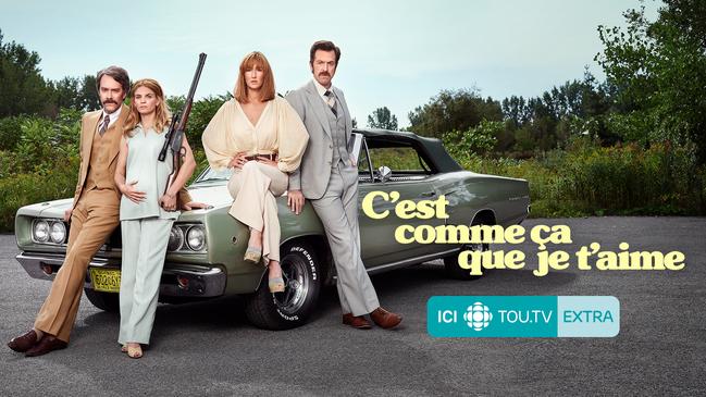 C'EST COMME ÇA QUE JE T'AIME, une nouvelle comédie dramatique dès le 6 mars 2020 sur TOU.TV EXTRA