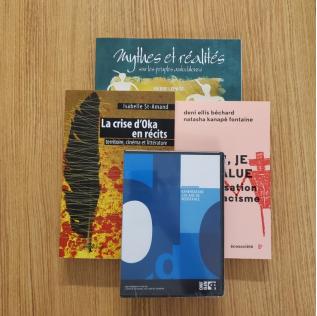 Une trousse éducative sur les questions autochtones offerte au premier ministre François Legault