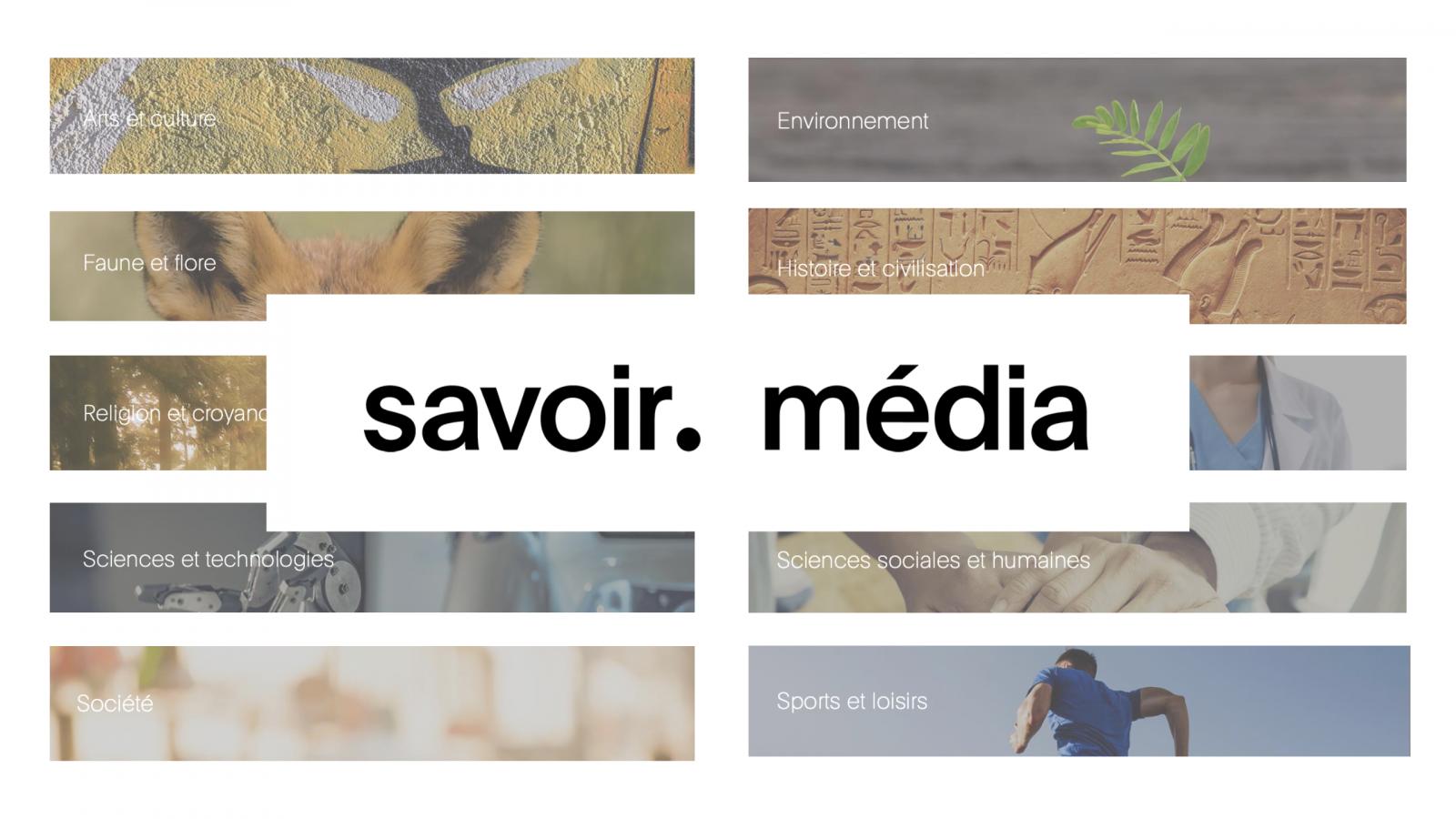 Savoir média présente sa nouvelle série intitulée «Nos maisons» ce lundi 23 mars 2020!