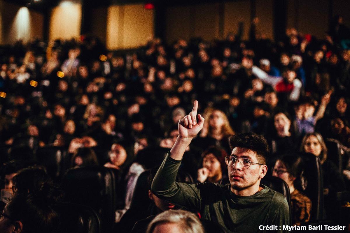 Québec Cinéma se dédie à sa mission d'éducation à l'image
