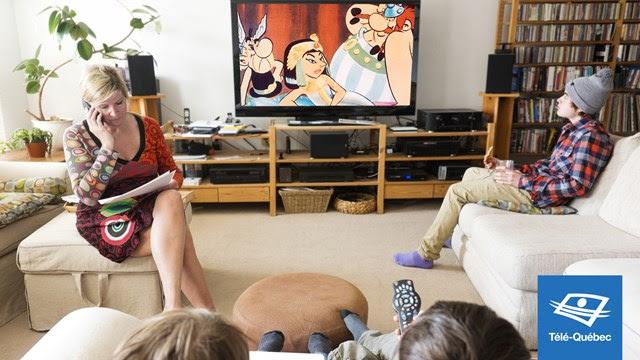 Période d'instabilité : Télé-Québec vous accompagne