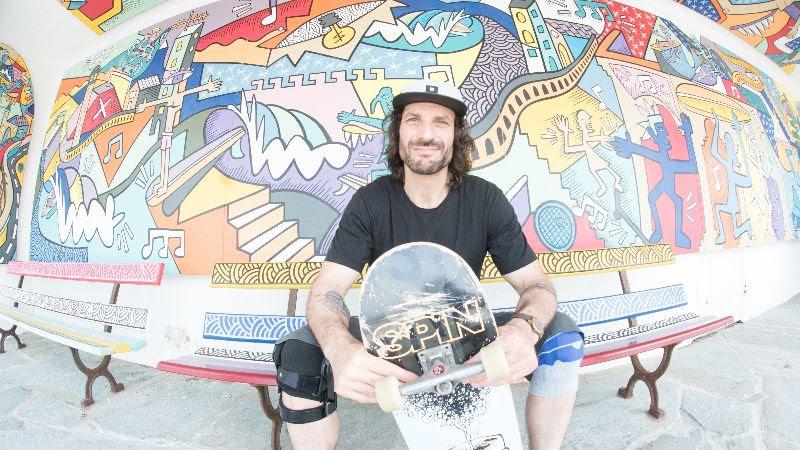 Mathieu Cyr skate le monde dès le 31 mars 2020 sur TV5