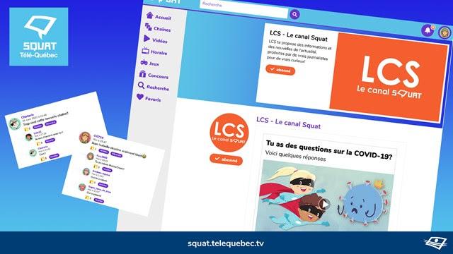 LCS : le nouveau canal pour bien informer les enfants!