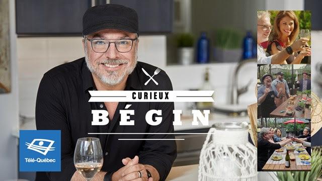 Télé-Québec | 12e saison de Curieux Bégin : on abuse du BBQ!