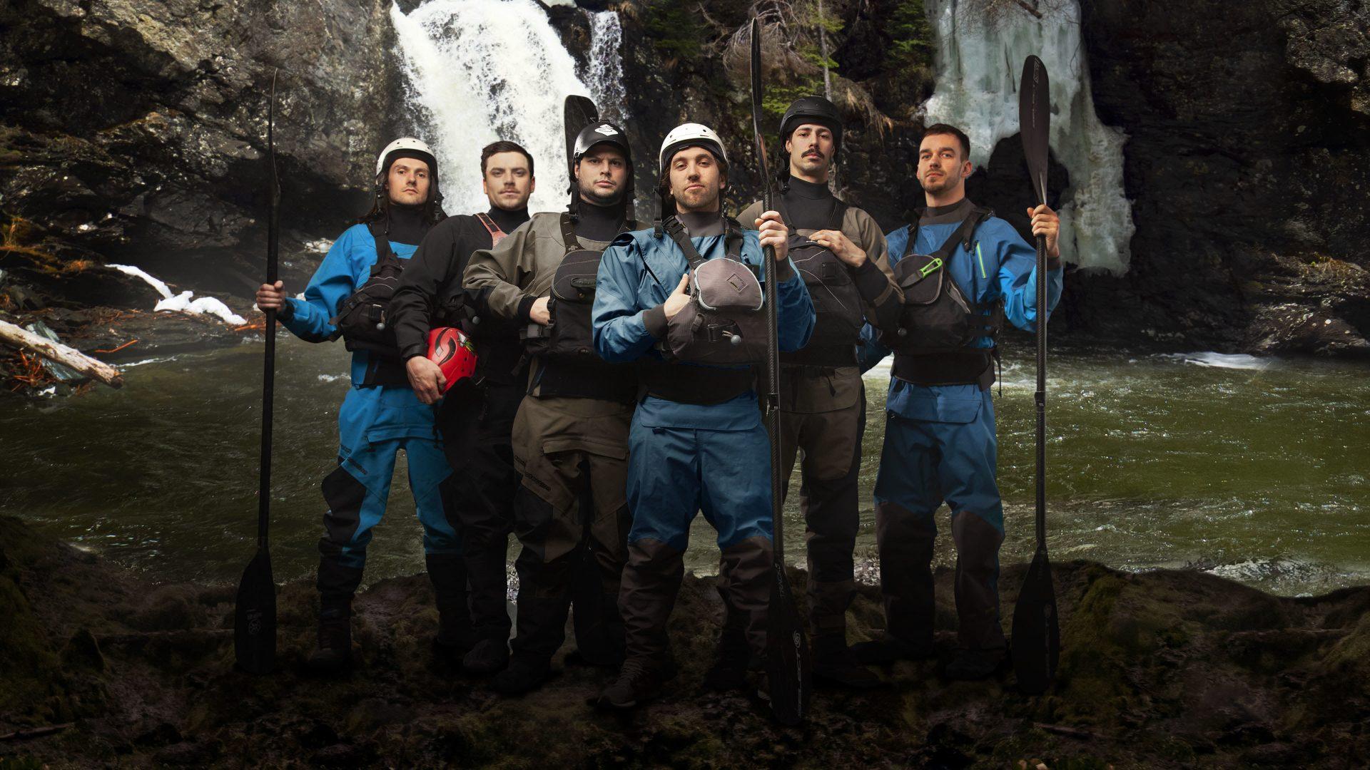 Expédition Kayak : Ils pagaient les rivières les plus dangereuses du pays