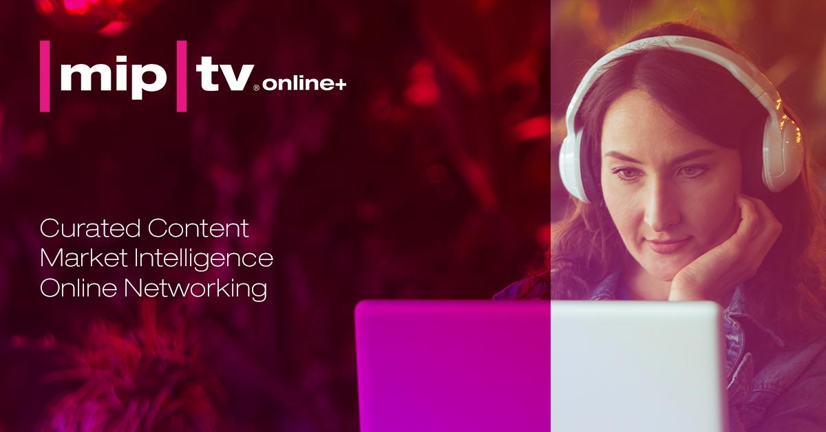 Reed MIDEM lance le nouveau service MIPTV ONLINE+