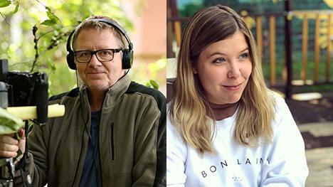 Pierre Théorêt et Érika Mathieu honorés par l'Alliance Médias Jeunesse