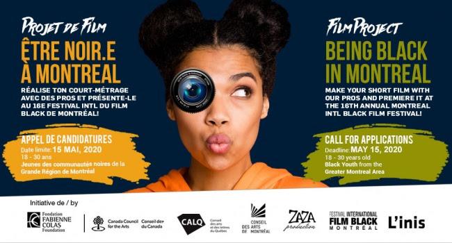 Appel à participations pour ÊTRE NOIR.E à Montréal, date limite prolongée : 15 mai 2020!