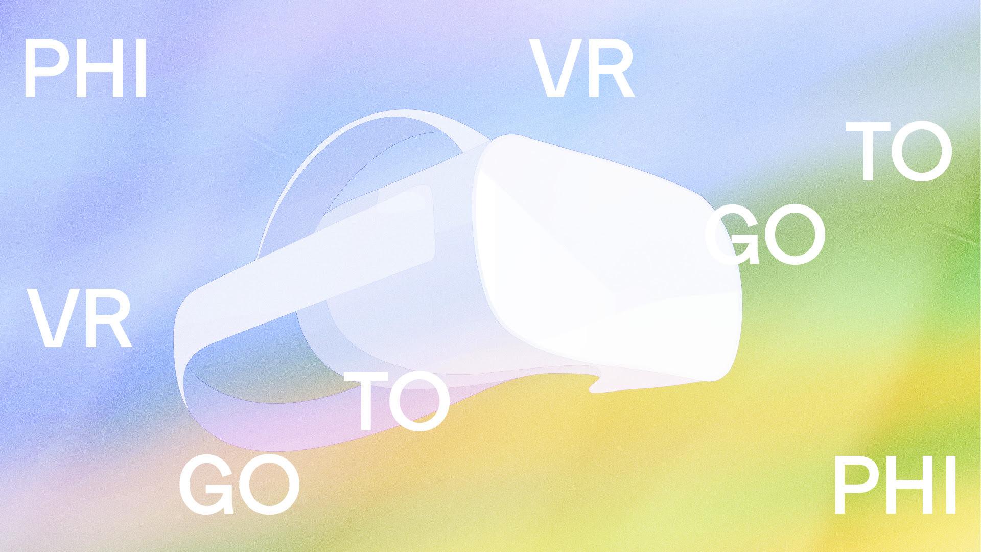 PHI lance son premier service de location de casques VR