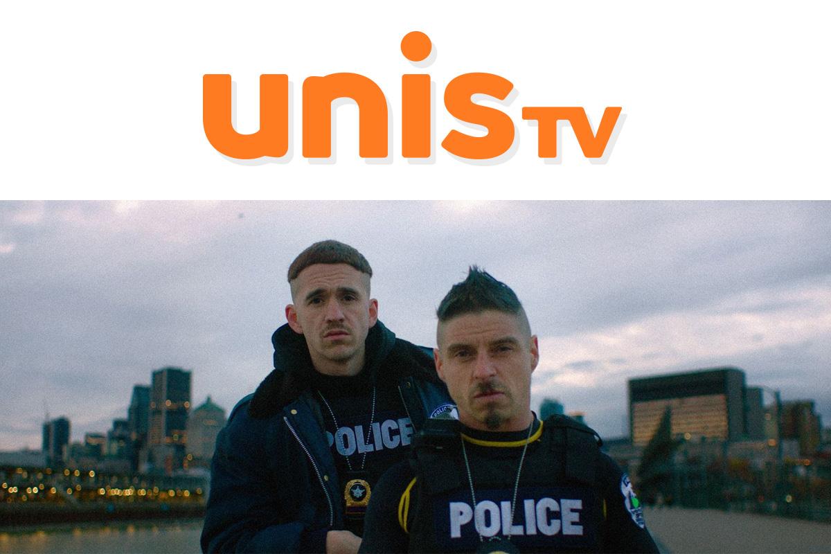 La loi c'est la loi : un duo de policiers zélés en action sur Unis TV