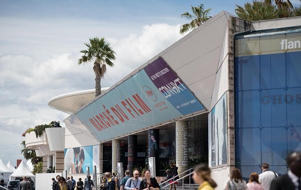 Le Festival de Cannes lancera son marché du film en ligne!