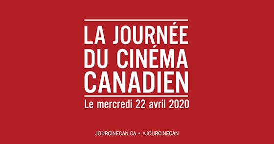 Message de la directrice générale de Téléfilm Canada à l'occasion de la Journée du cinéma canadien