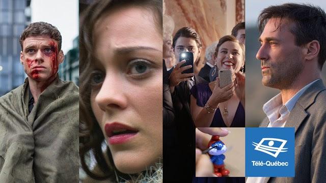 La crème du cinéma et des documentaires à Télé-Québec