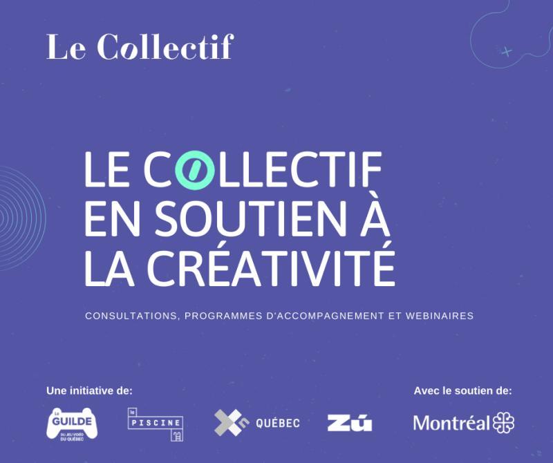 La Guilde du jeu vidéo du Québec, Xn Québec, La Piscine et Zú se regroupent pour apporter un soutien