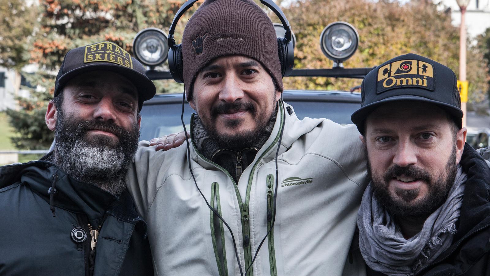 Une entrevue de Carnior sur le long métrage coréalisé « FEUILLES MORTES »