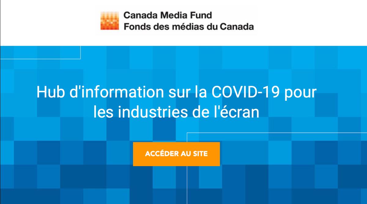 Des nouvelles du Fonds des médias du Canada