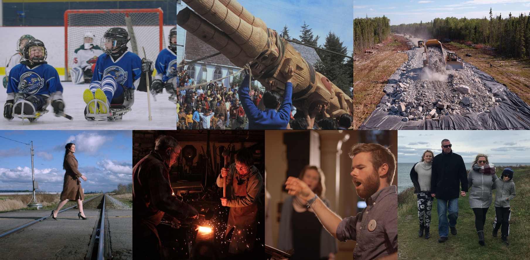 Sept nouveaux titres offerts en juin 2020 sur ONF.ca et soulignons le Mois de la Fierté et le Mois national de l'histoire autochtone !