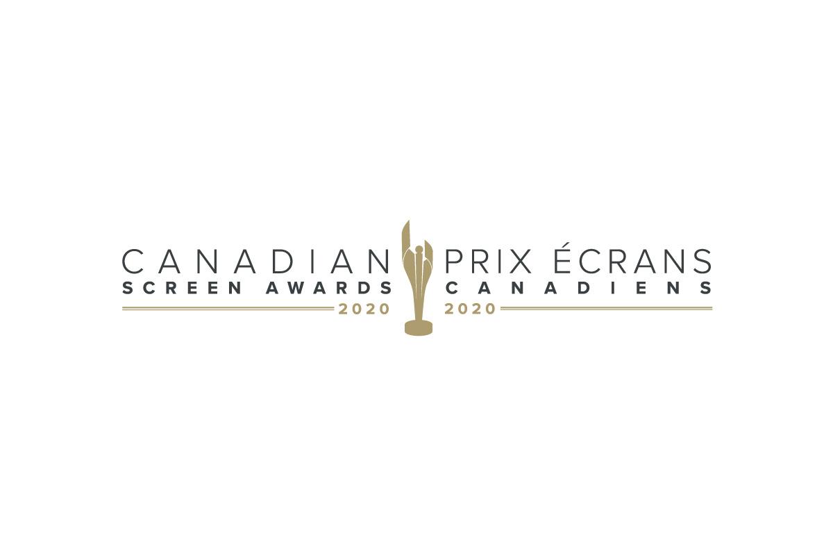 Prix Écrans canadiens 2020 les récipiendaires sont annoncés lors de présentations virtuelles