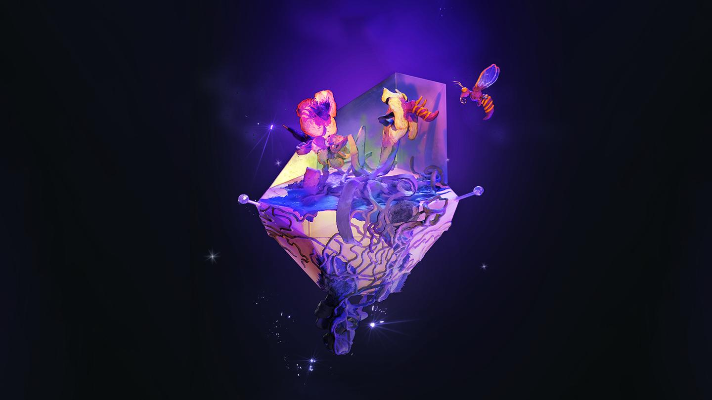 « L'ABEILLE ET L'ORCHIDÉE (RV) » de l'ONF en compétition officielle au Festival d'Annecy