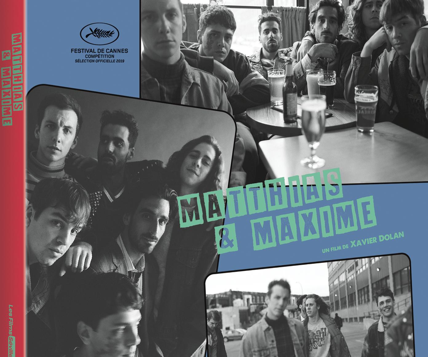 MUBI acquiert les droits de distribution aux États-Unis du film « Matthias & Maxime »