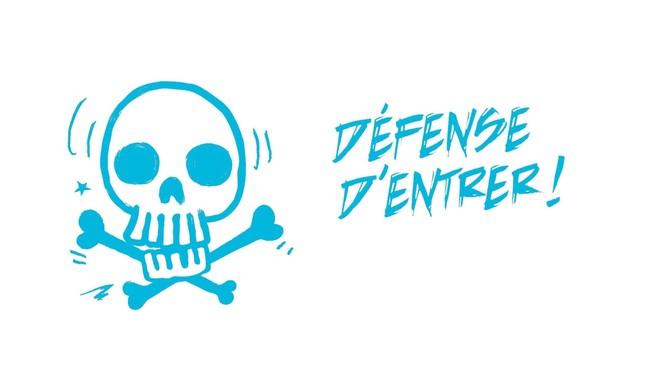 La série jeunesse DÉFENSE D'ENTRER! prendra vie sur ICI TOU.TV EXTRA et ICI TÉLÉ