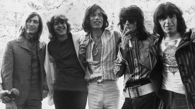 Les Rolling Stones et la fin de l'idéalisme aux Grands Reportages d'ICI RDI