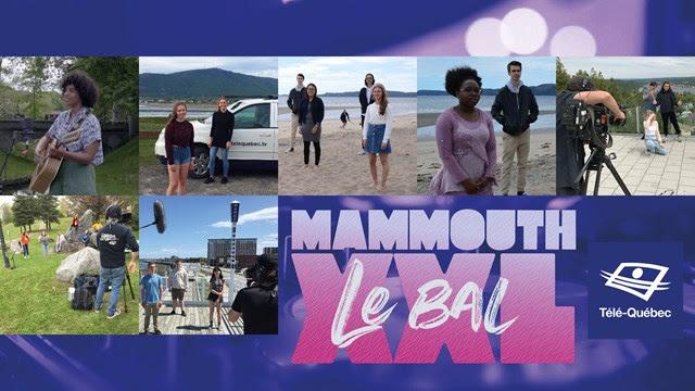 Télé-Québec | Le Bal MAMMOUTH fait déjà vibrer le Québec