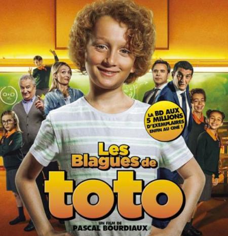 RAPPEL : TVA FILMS | « SamSam » et « Les Blagues de Toto » en salles cet été