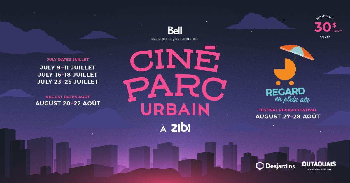 REGARD, le festival international du court-métrage au Saguenay, s'installe à Gatineau les 28 et 29 août 2020 prochains