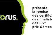 Prix Gémeaux : Le certificat de mise en nomination fait peau neuve!