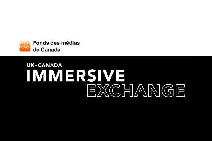 Lancement du tout premier programme de coproduction canado-britannique en narration immersive