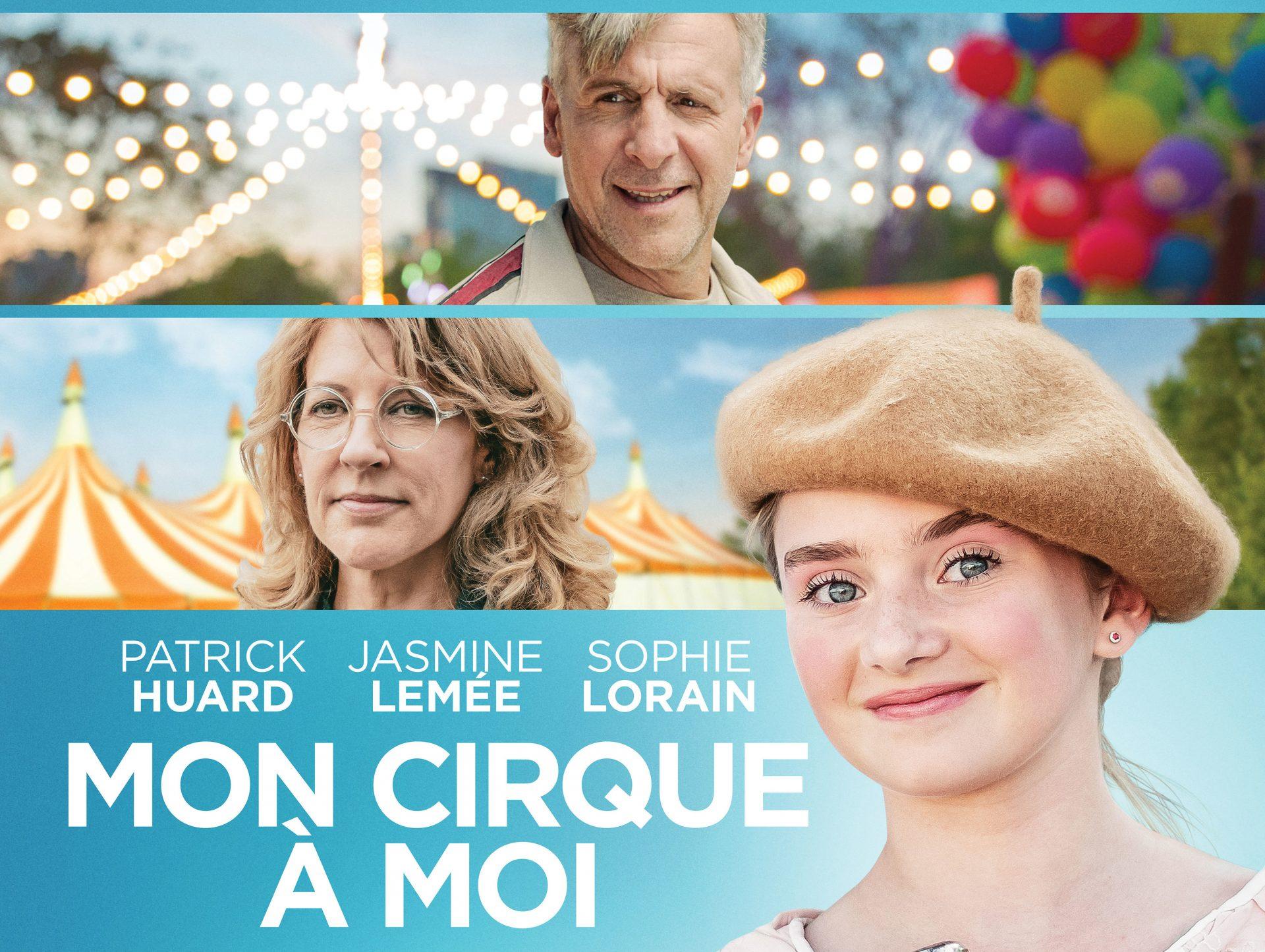 Première montréalaise et tapis rouge de « Mon cirque à moi » le 13 août 2020 prochain