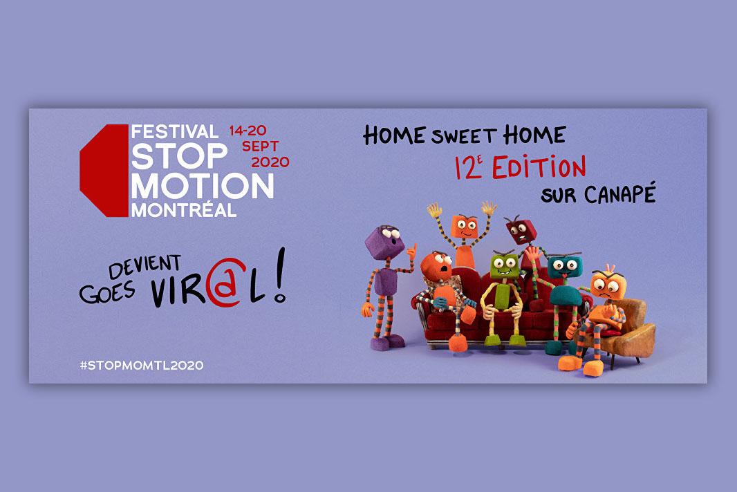 Le Festival Stop Motion Montréal devient viral et se tiendra du 14 au 20 septembre 2020 prochain!