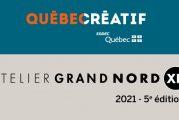 SODEC - Appel de projets pour l'Atelier Grand Nord XR 2021