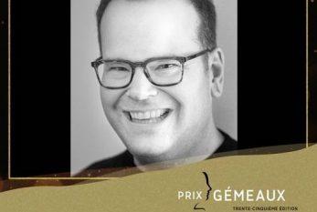 Gala des 35es prix Gémeaux : les créateurs de la télévision et des médias numériques récompensés