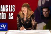 Télé-Québec - Dans les médias, ce jeudi 17 septembre 2020