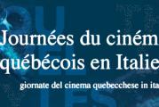 Les Journées du cinéma québécois en Italie en format hybride à l'automne 2020