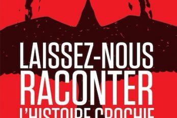 Laissez-nous raconter l'histoire crochie, une série balado de Terre Innue, au Paris Podcast Festival
