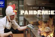 Chef en pandémie : portrait d'un restaurateur excentrique en temps de crise