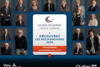 Les Prix du Québec – Le gouvernement du Québec dévoile les récipiendaires 2020 - Ministère de la Culture et des Communications