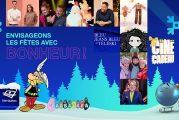 Télé-Québec fait le pari de rassembler les gens pendant les Fêtes!