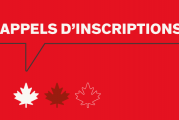 Téléfilm Canada vous fait parvenir les appels d'inscription actifs pour les festivals 2021