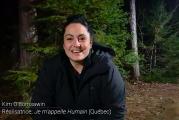 «JE M'APPELLE HUMAIN», une entrevue de Marc Lamothe avec Kim O'Bomsawin