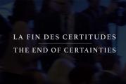 La fin des certitudes de Jean-Daniel Lafond, une vingtaine d'hommes et femmes d'influences rencontrés au FEIA