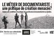 RÉALS Québec - Le métier de documentariste : une pratique de création menacée?