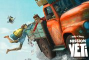 10e Ave - Votez pour «Nelly et Simon : Mission Yéti », la seule production québécoise en animation en compétition à Ciné-Cadeau